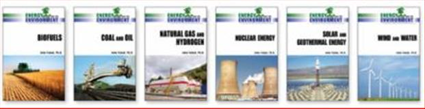 Energy and the Environment Set, 6-Volumes, Tabak, John, 0816081611