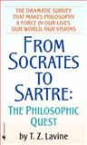 From Socrates to Sartre, Thelma Z. Lavine, 0553251619