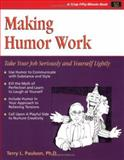 Making Humour Work 9780931961618