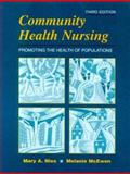 Community Health Nursing : Promoting the Health of Populations, Nies, Mary A. and McEwen, Melanie, 0721691617