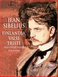 Finlandia, Valse Triste and Other Works for Solo Piano, Jean Sibelius, 0486411621