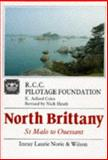 North Brittany : St. Malo to Quessant, Coles, K. Adlard, 0852881622