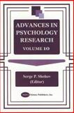 Advances in Psychology Research, , 1590331621