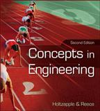 Concepts in Engineering, Holtzapple, Mark T. and Reece, W. Dan, 0073191620