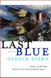 Last Blue, Gerald Stern, 0393321622