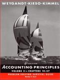 Accounting Principles, Chapters 14-27 : Problem-Solving Survival Guide, Weygandt, Jerry J. and Kieso, Donald E., 047139162X