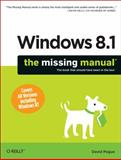 Windows 8. 1: the Missing Manual, Pogue, David, 1449371620