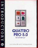 Quattro Pro 5 for Windows - New Perspectives Introductory, Auer, David and Oja, Dan, 1565271629