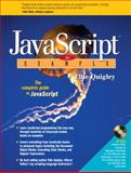 JavaScript by Example, Quigley, Ellie, 0131401629