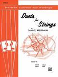 Duets for Strings, Applebaum, Samuel, 0769231624