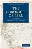 The Chronicle of Peru, Cieza de León, Pedro de, 1108011624
