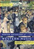 Norton Anthology of Western Music 7e V 2, Burkholder, J. Peter and Grout, Donald J., 039392162X