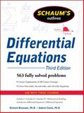 Differential Equations, Bronson, Richard and Costa, Gabriel, 0071611622