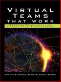Virtual Teams That Work : Creating Conditions for Virtual Team Effectiveness, , 0787961620