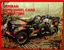 German Trucks and Cars in WW II, Reinhard Frank, 0887401627