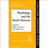 Seminars in Psychology and the Social Sciences, Max Birchwood, 0902241621