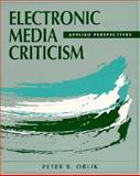 Electronic Media Criticism 9780240801629