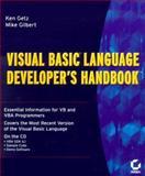 Visual Basic Language Developer's Handbook, Getz, Ken and Gilbert, Mike, 0782121624