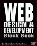 Web Design and Development Black Book, Jarol, Scott and Pena, Marisa, 1576101622