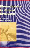 Biomechanics in Animal Behaviour, , 1859961622