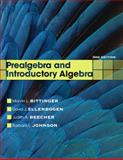 Prealgebra and Introductory Algebra, Bittinger, Marvin L. and Ellenbogen, David J., 0321731638