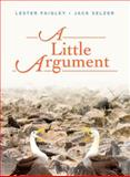 Little Argument, Selzer, Jack and Faigley, Lester B., 0205751636