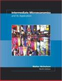 Intermediate Microeconomics and Its Application with Economic Applications Card, Nicholson, Walter, 0324171633