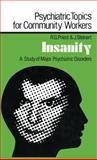 Insanity, Robert G. Priest and J. Steinert, 0713001631