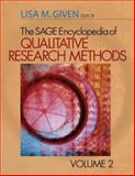 Qualitative Research Methods, Given, Lisa M., 1412941636
