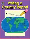 Writing a Country Report, Patty Carratello, 155734163X