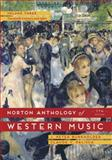 Norton Anthology of Western Music 7e V 3, Burkholder, J. Peter and Grout, Donald J., 0393921638