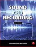 Sound and Recording, Rumsey, Francis and McCormick, Tim, 0240521633
