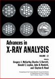 Advances in X-Ray Analysis, , 0306401630