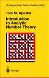 Introduction to Analytic Number Theory, Apostol, Tom M., 0387901639