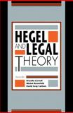 Hegel and Legal Theory, , 0415901634