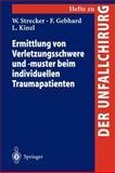 Ermittlung Von Verletzungsschwere und -Muster Beim Individuellen Traumapatienten, Strecker, W. and Gebhard, F., 3540651632