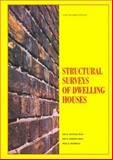 Structural Surveys of Dwelling-Houses, Melville, Ian A. and Gordon, Ian Angus, 0728201631