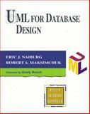 UML for Database Design, Naiburg, Eric J. and Maksimchuk, Robert A., 0201721635