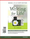 Writing for Life : Sentences and Paragraphs, Books a la Carte Edition, Henry, D. J. and Dorling Kindersley Publishing Staff, 0205781632