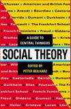 Social Theory : A Guide to Central Thinkers, Beilharz, Peter, 1863731636