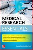 Medical Research Essentials, Esteitie, Rania, 0071781641