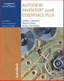 Autodesk Inventor 2008 Essentials Plus, Banach, Daniel T. and Jones, Travis, 1428311645
