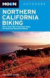 Moon Northern California Biking, Ann Marie Brown, 1612381642