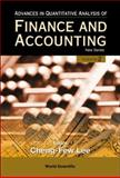 Advances in Quantitative Analysis of Finance and Accounting 9789812561640
