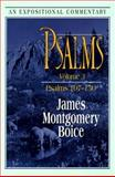 Psalms : An Expositional Commentary Psalms 107-150, Boice, James Montgomery, 0801011647