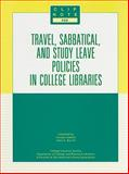 Travel, Sabbatical, and Study Leave Policies 9780838981641