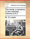 The Monk, M. G. Lewis, 1170051642