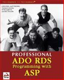 ADO and RDS Programming with ASP, Brown, Matt and Caison, Charles Crawford, Jr., 1861001649