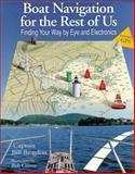 Boat Navigation for the Rest of Us, Bill Brogdon, 0070081646