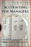 Accounting for Managers, Bergevin, 145021164X